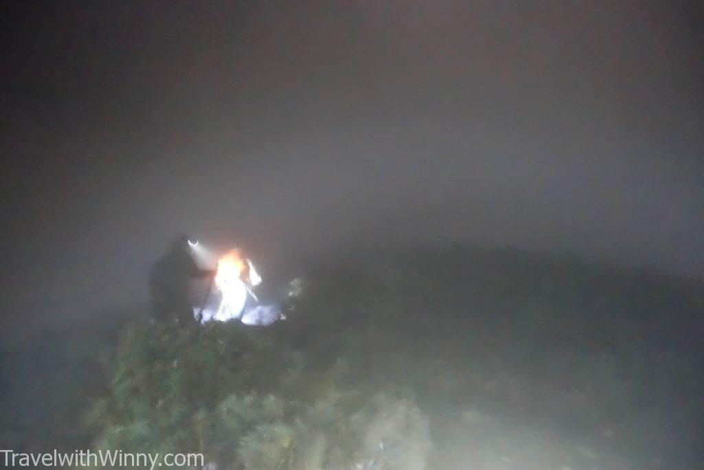 富埃戈火山 fuego guatemala 瓜地馬拉 dense fog 濃霧