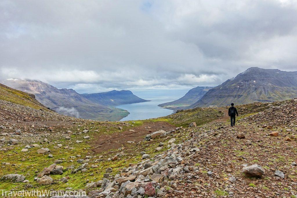 Mt. Bjólfur 塞濟斯菲厄澤 seydisfjordur