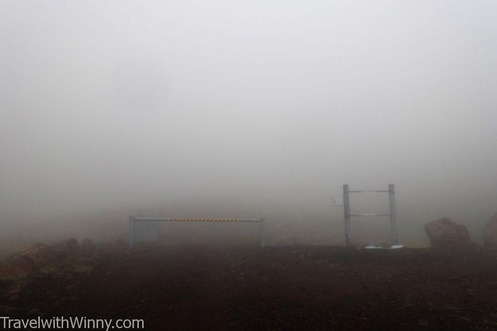 冰島搜救隊 iceland fog 濃霧
