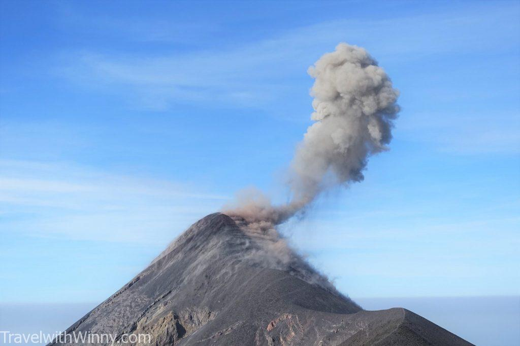 富埃戈 火山 fuego guatemala 瓜地馬拉