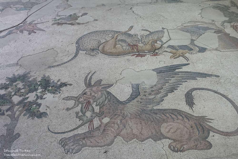 Mosaic 鑲嵌藝術