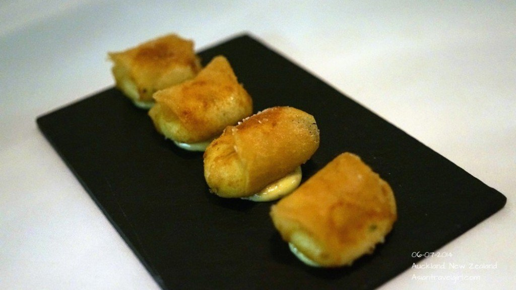 Finger Food Starters @The French Cafe