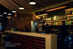 Playground Bar Canberra