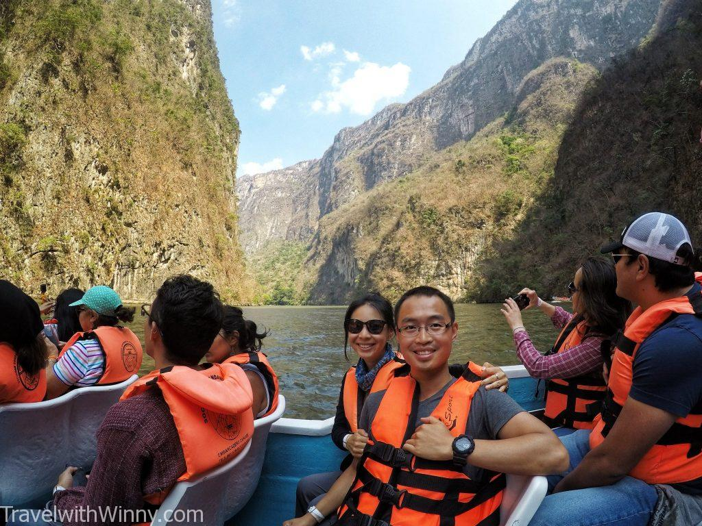 Sumidero Canyon 蘇米德羅峽谷