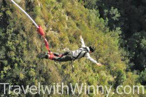 【南非】挑戰世界之最「布勞克朗斯大橋」 高空彈跳
