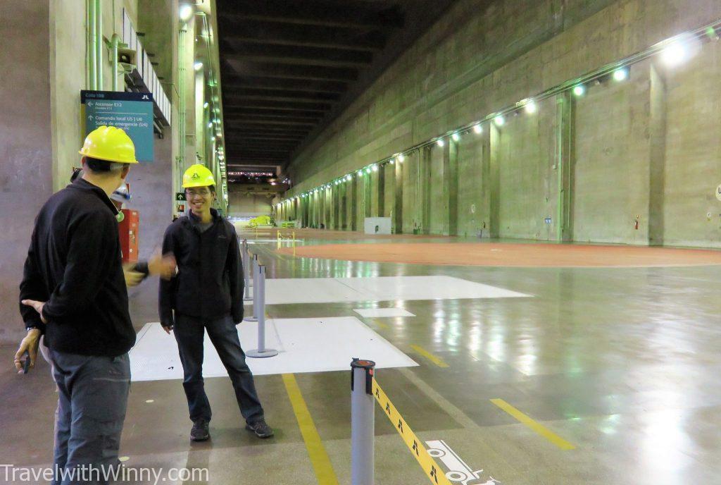 Itaipu Dam 伊泰普水電站