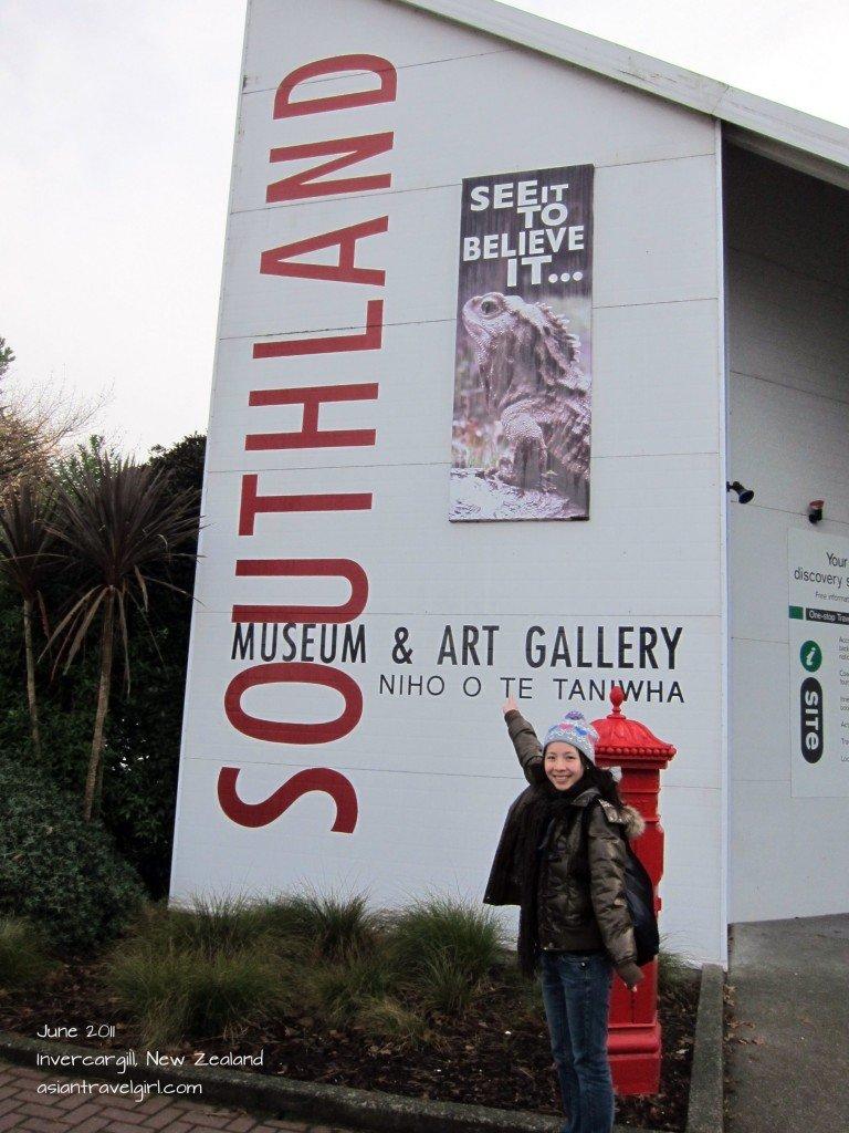 南地博物館