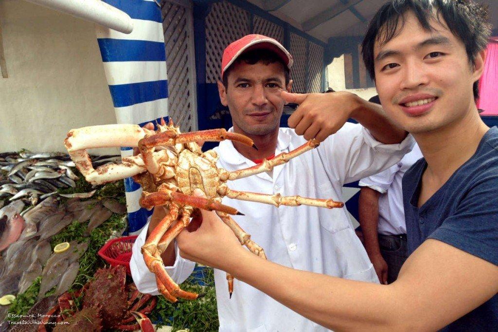 新鮮螃蟹 crab
