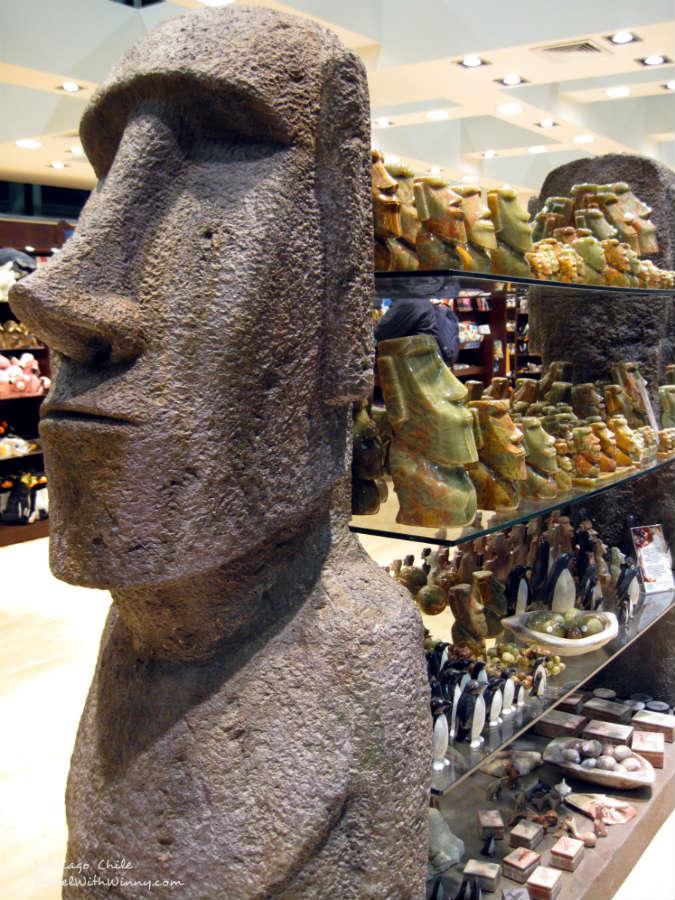 摩艾石像 復活節島