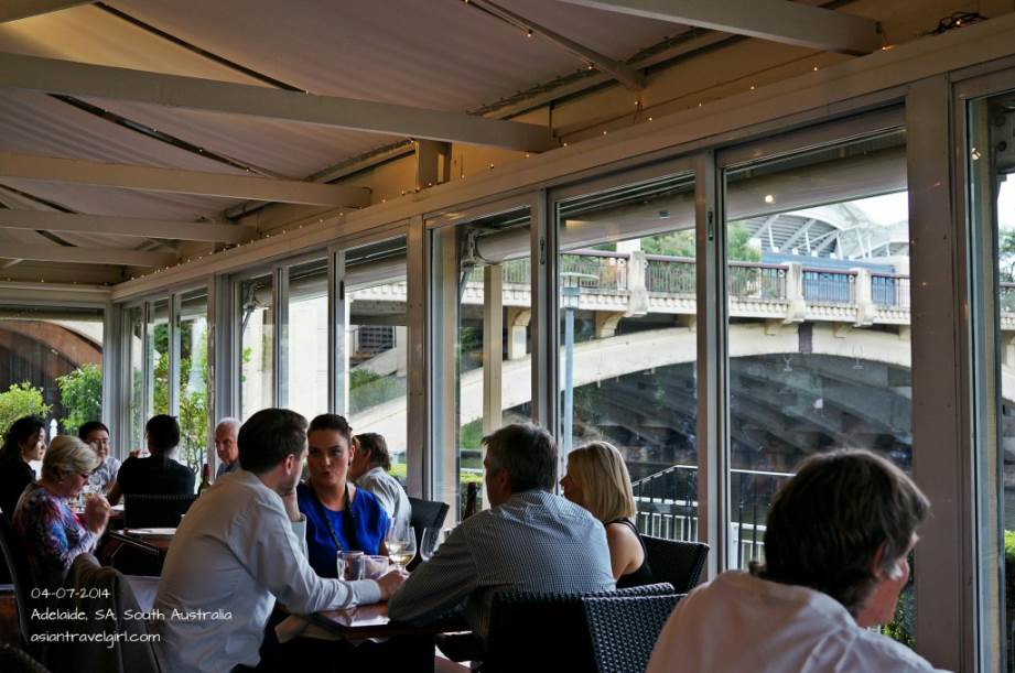 restaurant interior luxury