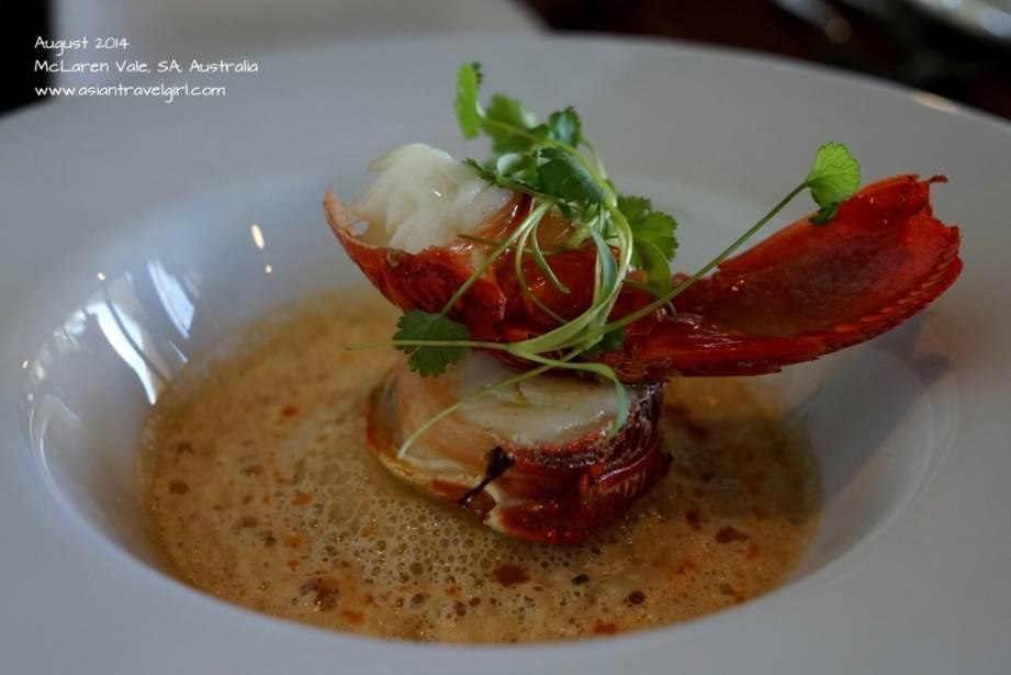 Lobster Medallion