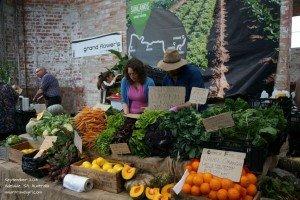 【澳洲】 Market Shed on Holland St 阿得雷德市中心的有機農夫市集