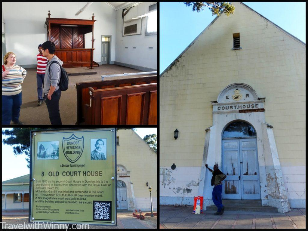 south africa 南非 Dundee 丹地 talana museum 博物館