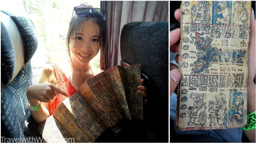 馬雅文字 mayan prints