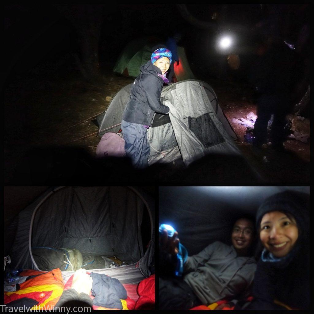 three people tent 三人帳篷