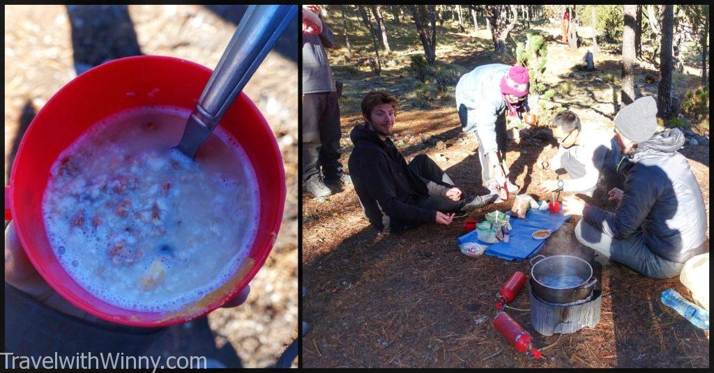 露營 早餐 camp breakfast
