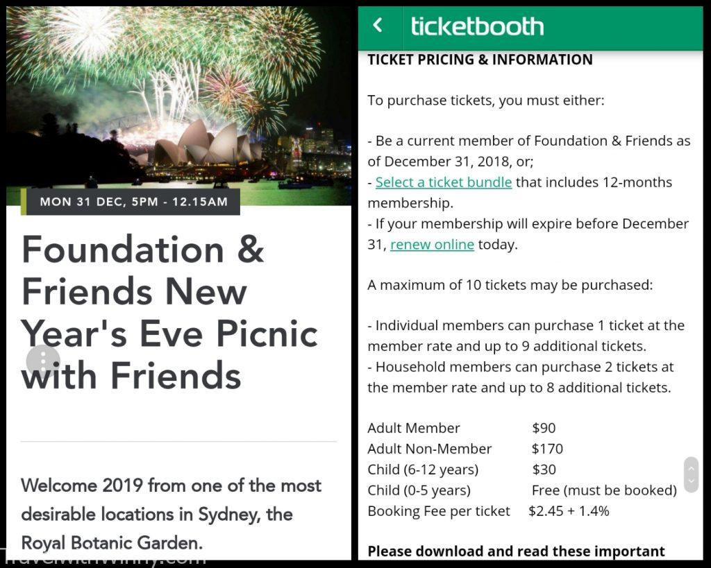 Botanic garden foundation and friends