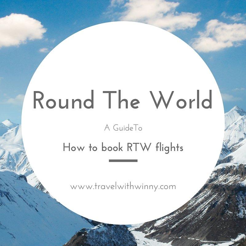 Round the World Flights (1)