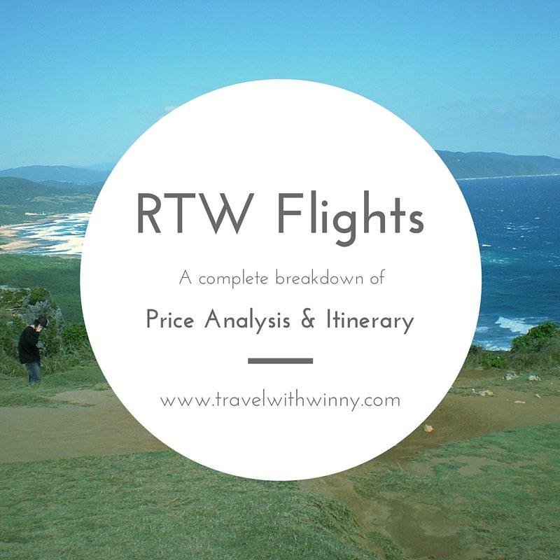 Round the World Flights (2)