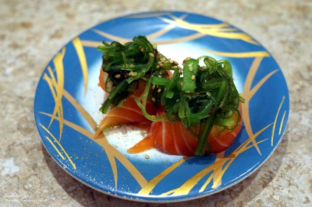 salmon seaweed adelaide