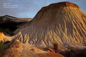 【澳洲】Sugarloaf @ Hallett Cove 幾千億年的海底斷層石頭