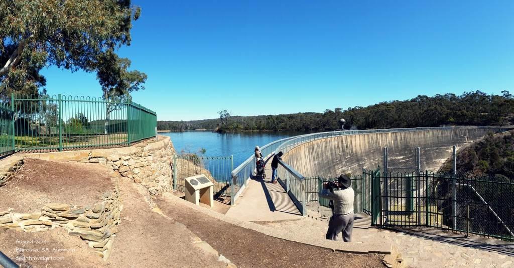 南澳 水壩