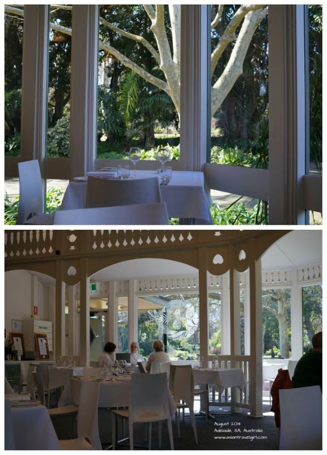 botanic garden restaurant