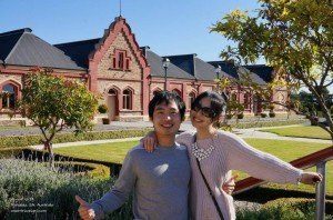 Failed day trip to Barossa Valley (Due to no famous wineries)