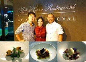 【澳洲】Hill of Grace @ Adelaide Oval 晚上11點還與主廚親自參觀南澳體育館的高級餐廳