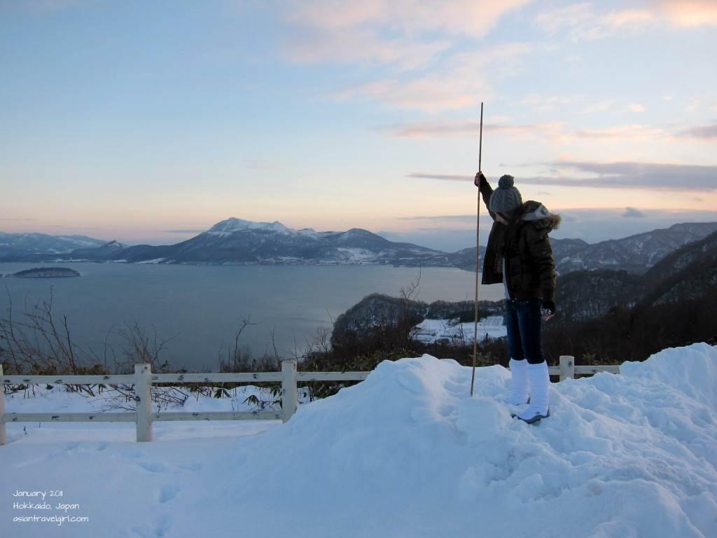 Hokkaido Japan snow