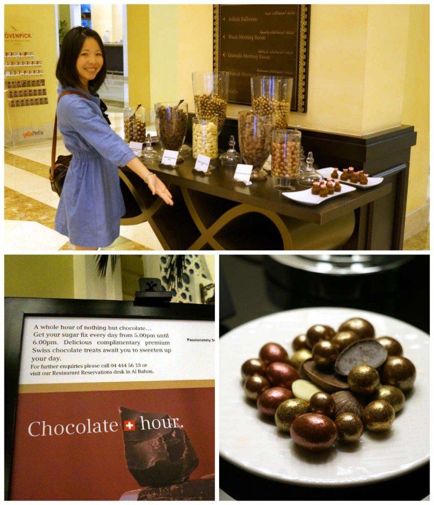 莫凡彼 swiss chocolate movenpick
