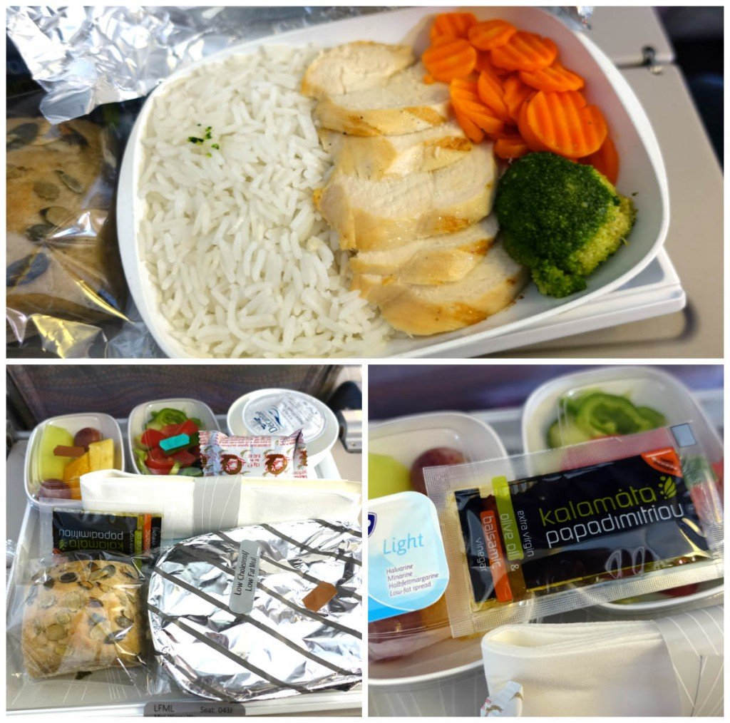 Emirates Low Fat Low Cholesterol Meal Travel With Winny