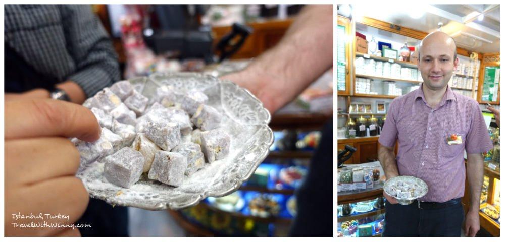 Turkish Delight 傳統 土耳其 軟糖
