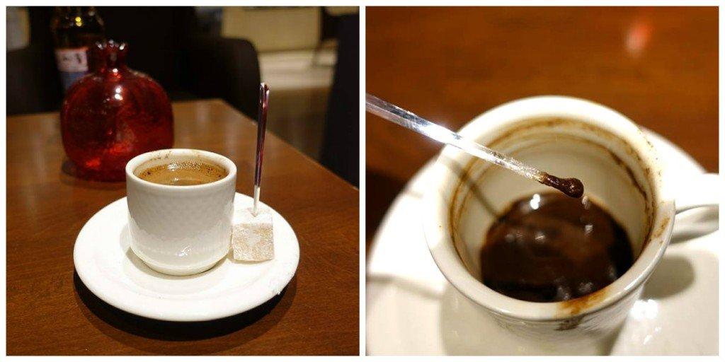 Turkish coffee 土耳其咖啡