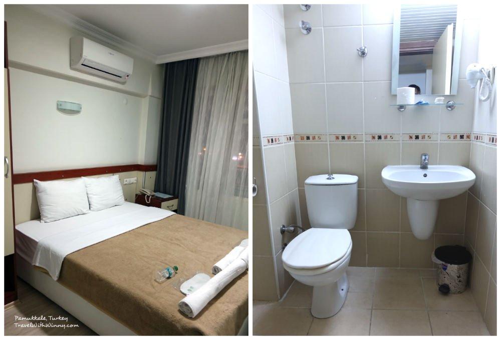 Yildirim Hotel 棉堡 旅館
