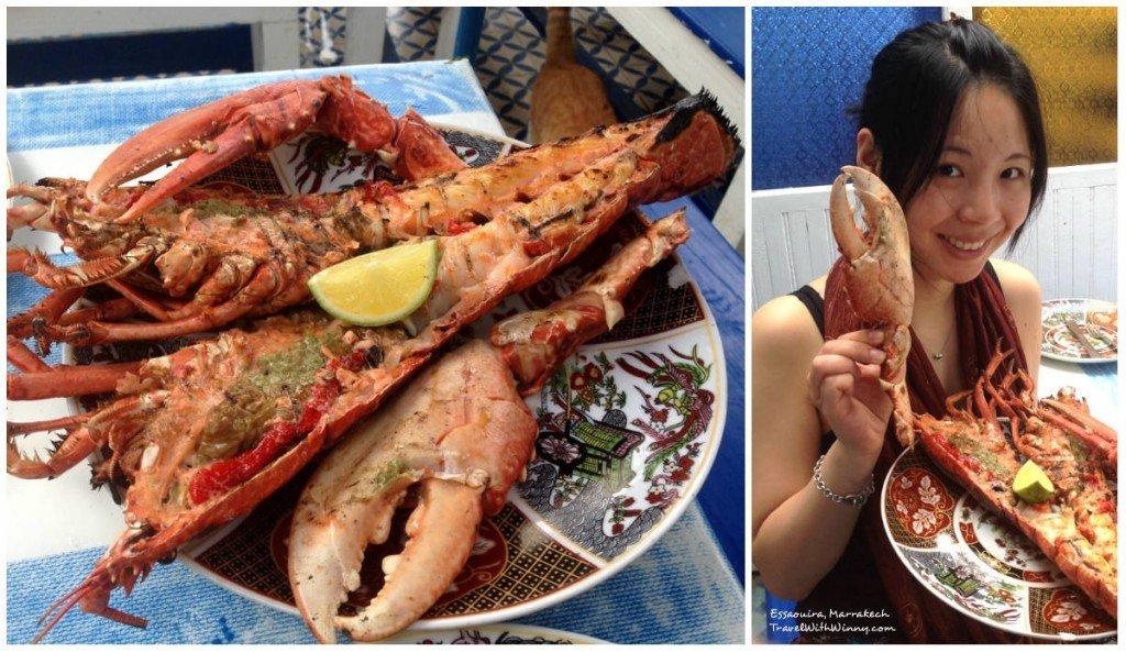live lobster 新鮮 龍蝦