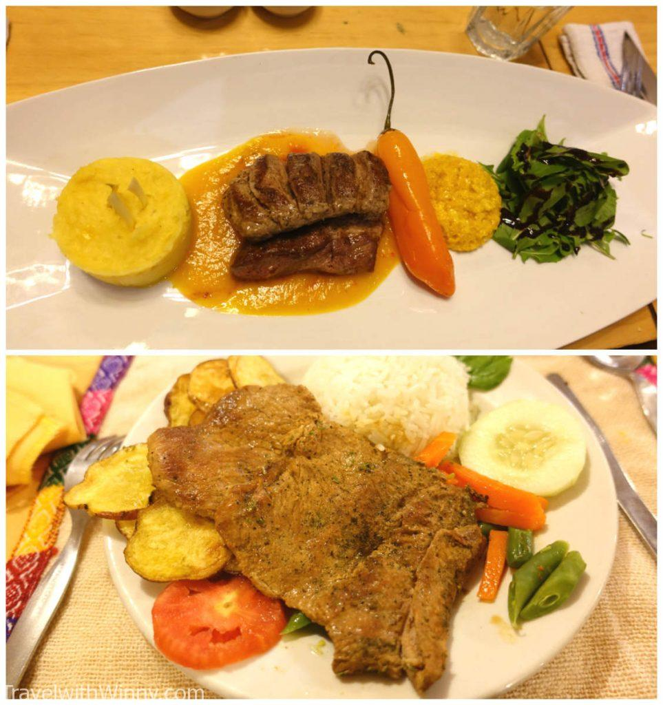 llam alpaca steak 駱馬肉