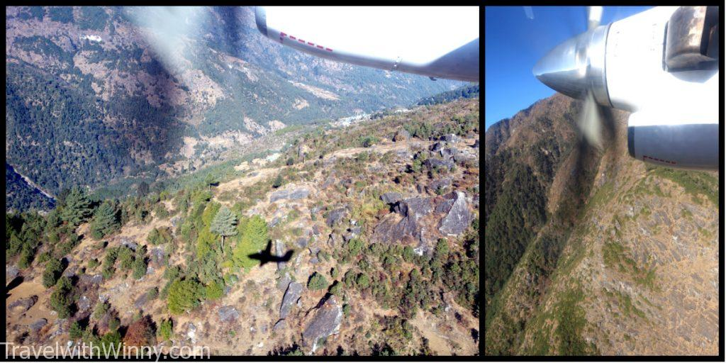 everest himalayan nepal plane 尼泊爾 飛機