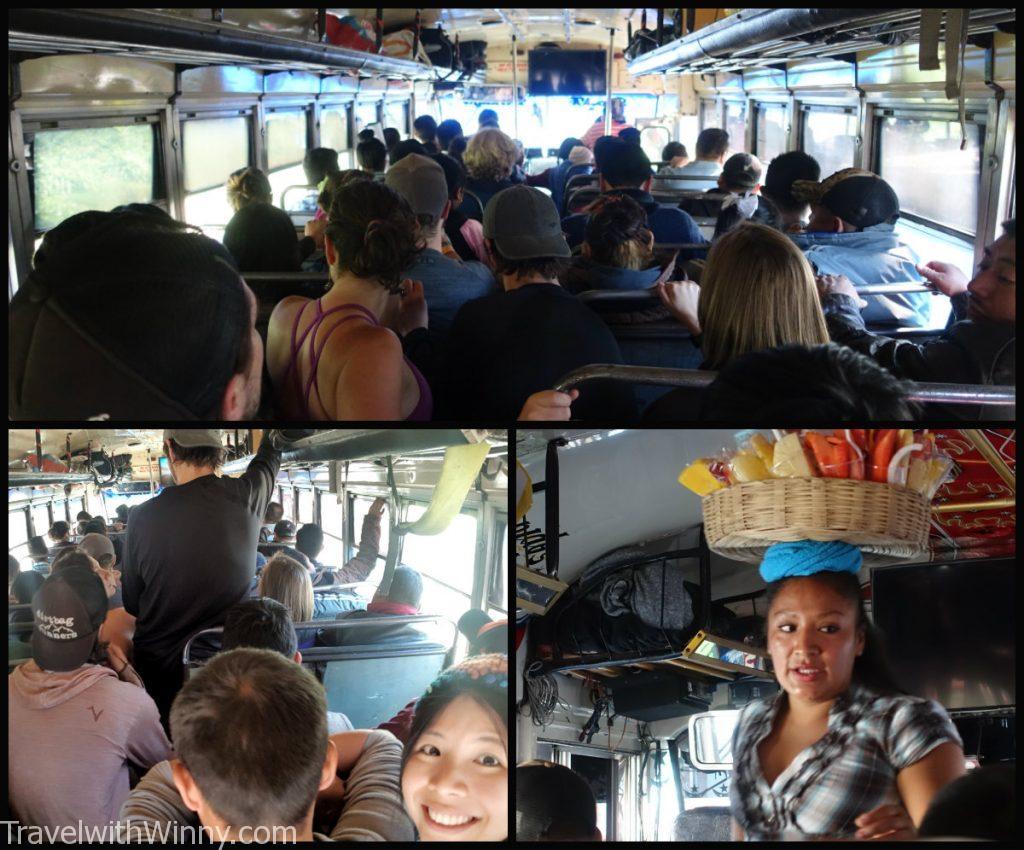 Chicken Bus 野雞車