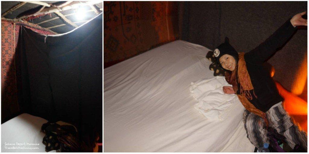 sahara tent 帳篷