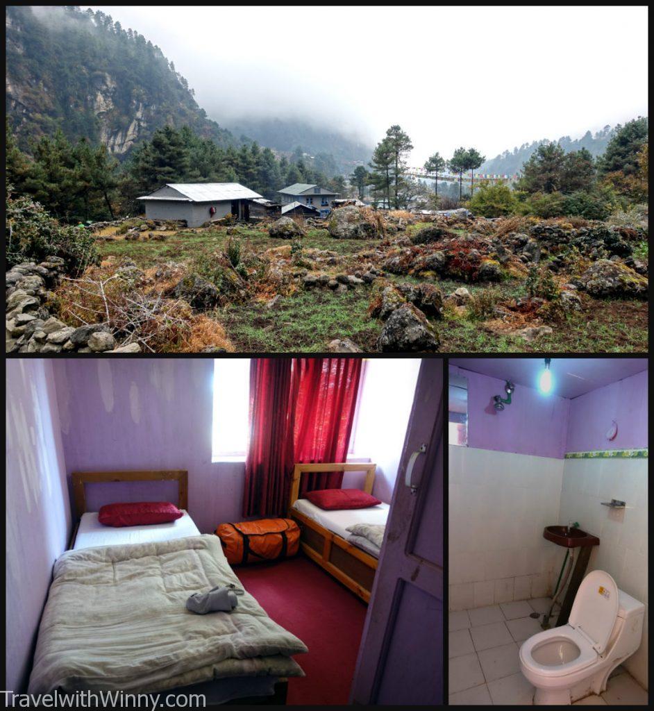 Phakding EBC 聖母峰 himalayas 喜馬拉雅山