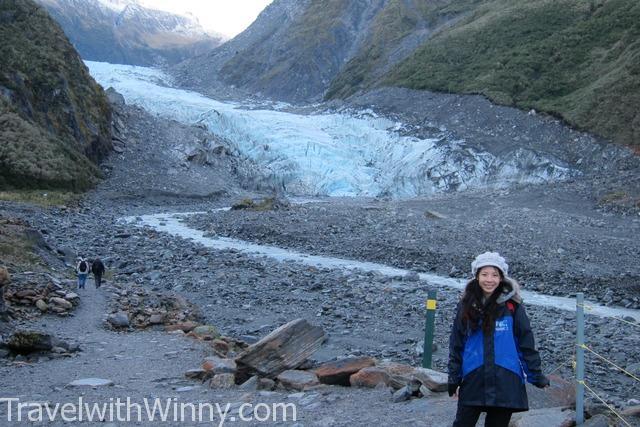 Fox Glacier 福克斯冰河,