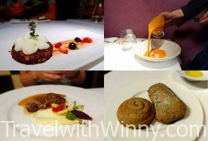 【西班牙】 巴塞隆納米其林 C/P 值最高餐廳: 用 €35 吃七道一星美食!